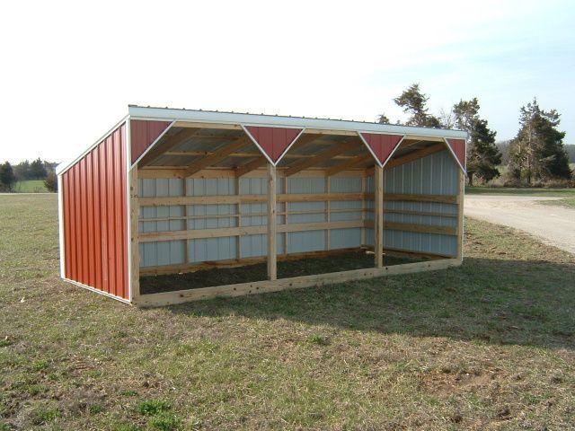 Large Econo Calf Shelter