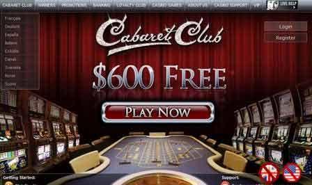Cabaret Club Casino $600 Free Bonus: https://www.24hr-onlinecasinos.com/bonus/microgaming-bonus/cabaret-club/600-bonus/