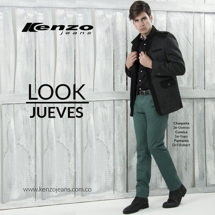 Y tú ¿ya encontraste el #look para esta noche? te dejamos una opción para que uses en nochebuena. #KenzoJeans más en www.kenzojeans.com.co