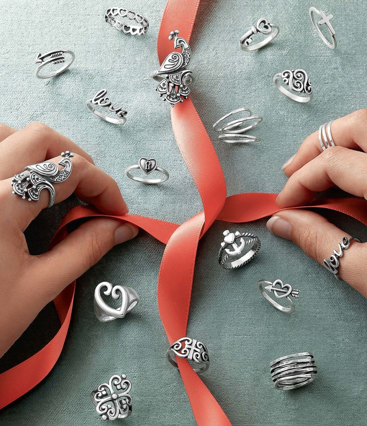 Shop for James Avery Sterling Silver Adorned Hearts Ring at Dillards.com. Visit Dillards.com to find clothing, accessories, shoes, cosmetics & more. The Style of Your Life.