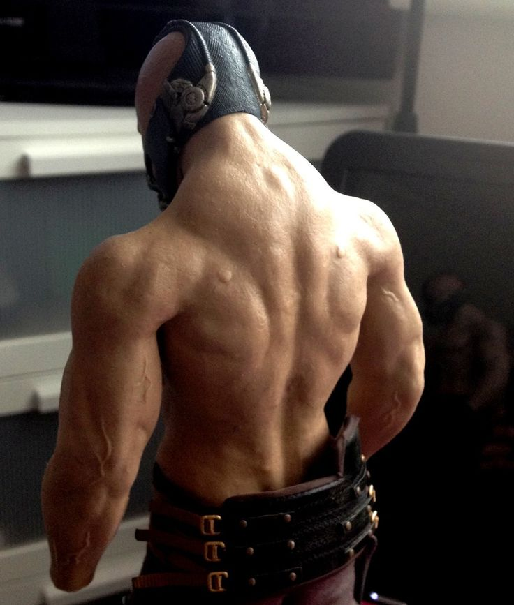 How to Build Huge Traps Like BANE! | Fitness | Pinterest