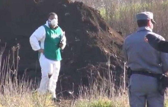 Terra fuochi, contaminato solo il 2 per cento delle aree sospette