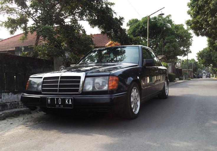 Mercedes Benz W124 Boxer