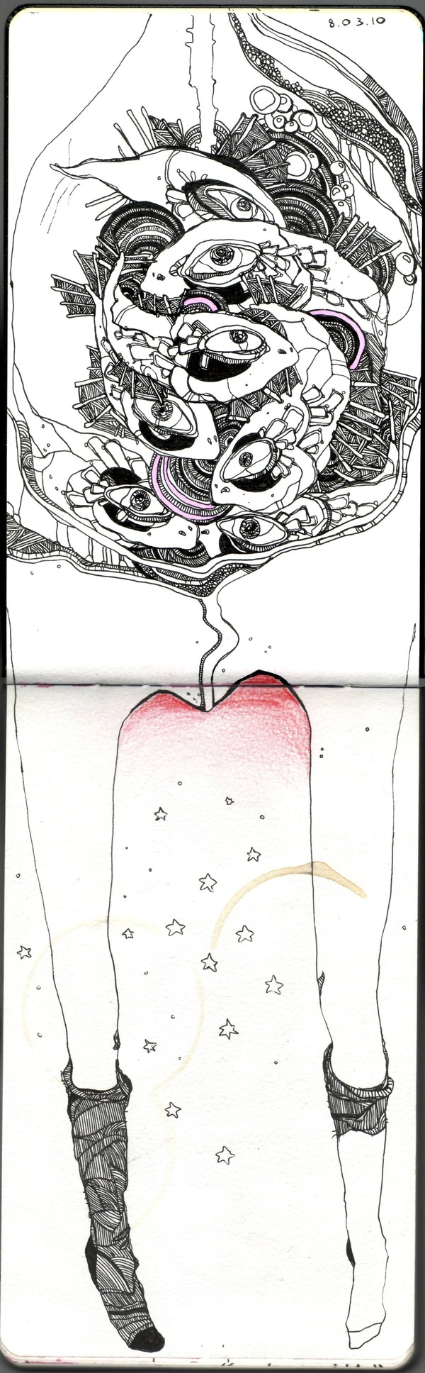 my moleskine by anna kubanova ( annakubanova.com )
