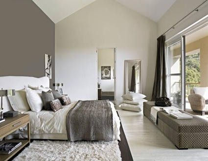 White grey bedroom you can find neutral bedding here for Grey and neutral bedroom