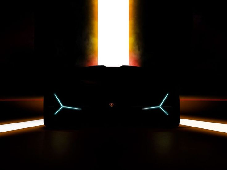 ランボルギーニが新型ハイパーカー「LB48H(仮)」のティーザー開始。ハイブリッド、1000馬力級、価格は2億7000万円とのウワサ