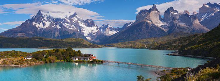 Wandelvakantie van Te Voet in Chili en Argentinie, de pure wildernis van…