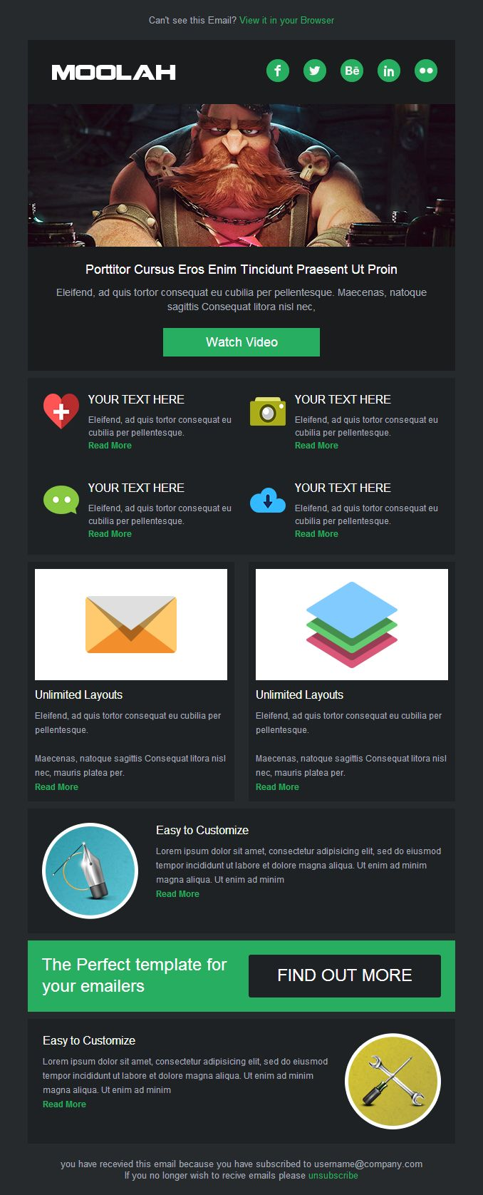 The 9 best Email Newsletters images on Pinterest | Email newsletters ...