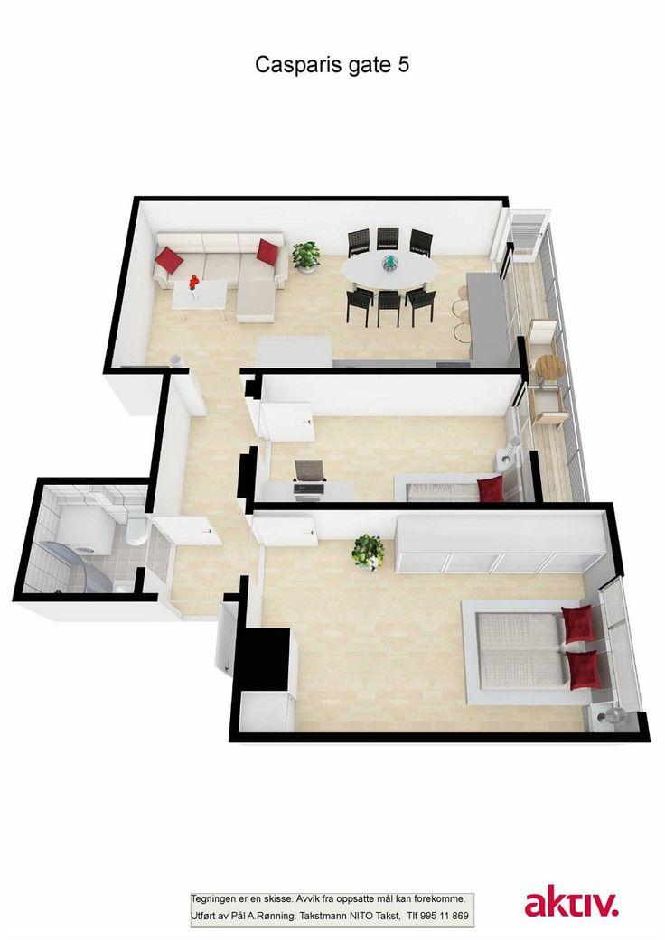 FINN – EN NORDISK BOLIGDRØM PÅ ST.HANSHAUGEN - Åpen og lys 3-roms leilighet - Stort og sosialt spisekjøkken - Koselig balkong mot bakgård - IN ordning på fellesgjeld - V.vann og fyring inkl. i husleien