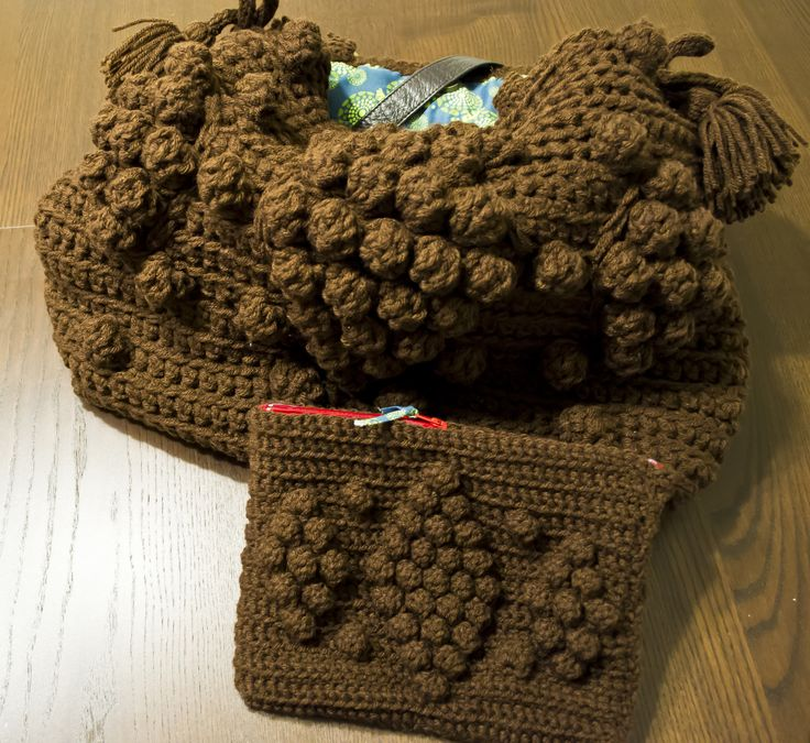 Crochet Gerard Darel bag