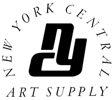 A curated selection of art supplies from New York Central, one of the world's oldest and best known art supply stores.