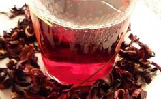 Beneficios para la salud que aporta el té de flor de jamaica