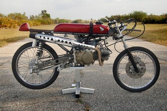 Honda 50 Racing