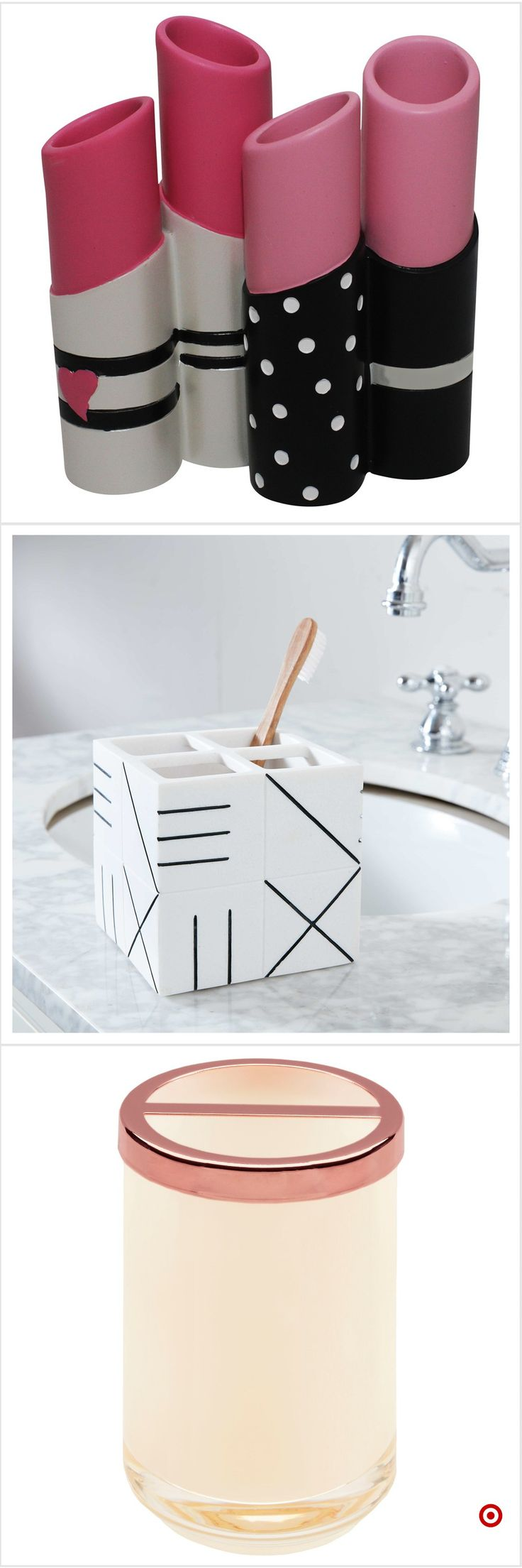 Shop Target for toothbrush holder you will love at great low prices. Free shipping on orders of $35+ or free same-day pick-up in store.