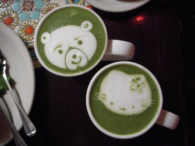 Urth Caffé | 18 Delicious L.A. Eats To Try This Summer| Urth's green tea boba tea and breakfast pizza can cure anything — especially hangovers.