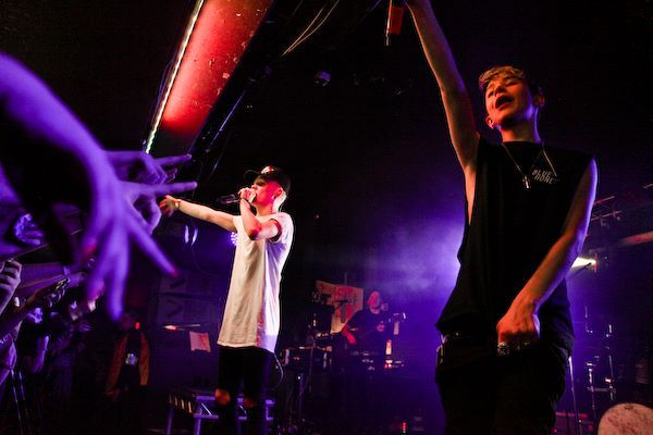 Bars and Melody - Live in Bristol February 2016