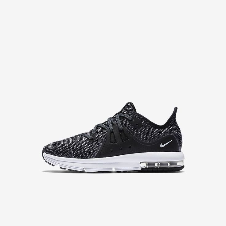 Nike Air Max Sequent 3 Little Kids' Shoe