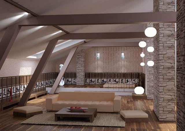 ТОП-10 идей зонирования гостиной. Освещение. Свет недаром играет одну из ключевых ролей в дизайне, так почему бы не выполнить с его помощью и зонирование? К примеру, над диваном можно расположить большую люстру – она будет приковывать к себе внимание и при этом акцентировать, что именно гостиная зона является центром событий. В других зонах можно использовать бра, точечные светильники, ниши с подсветками и так далее.