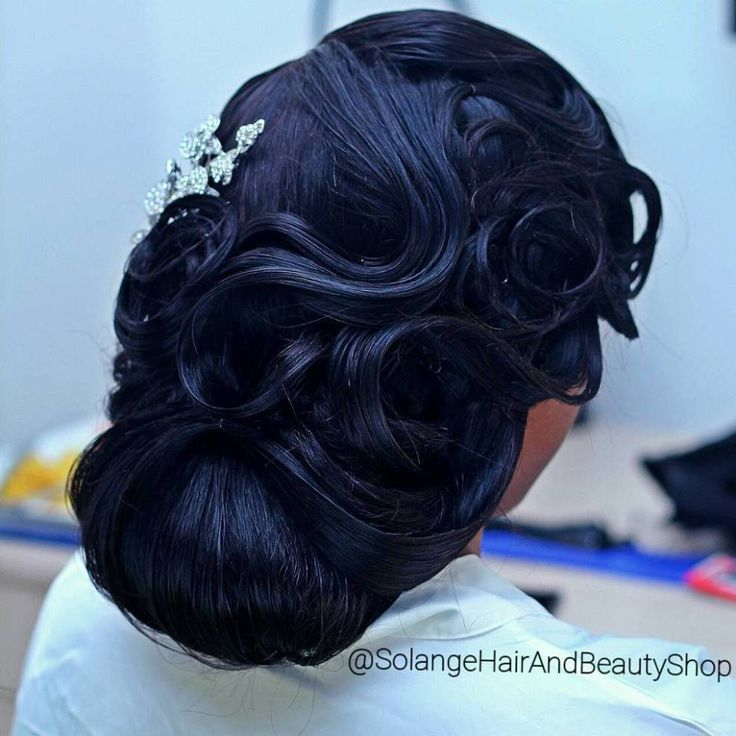 37 Wedding Hairstyles For Black Women To Drool Over 2017: 25+ Best Ideas About Black Wedding Hairstyles On Pinterest