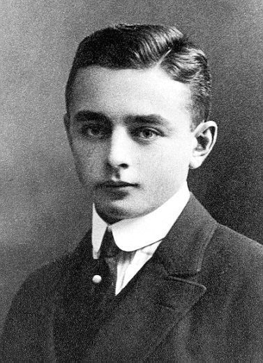 Georg Heym [30 October 1887– 16 January 1912]