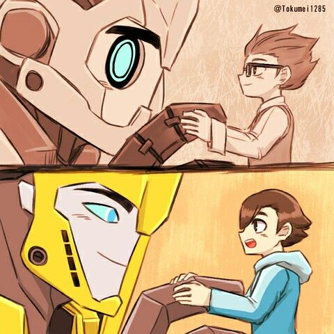 sigh*  Bumblebee is such an amazing character  He has repeatedly