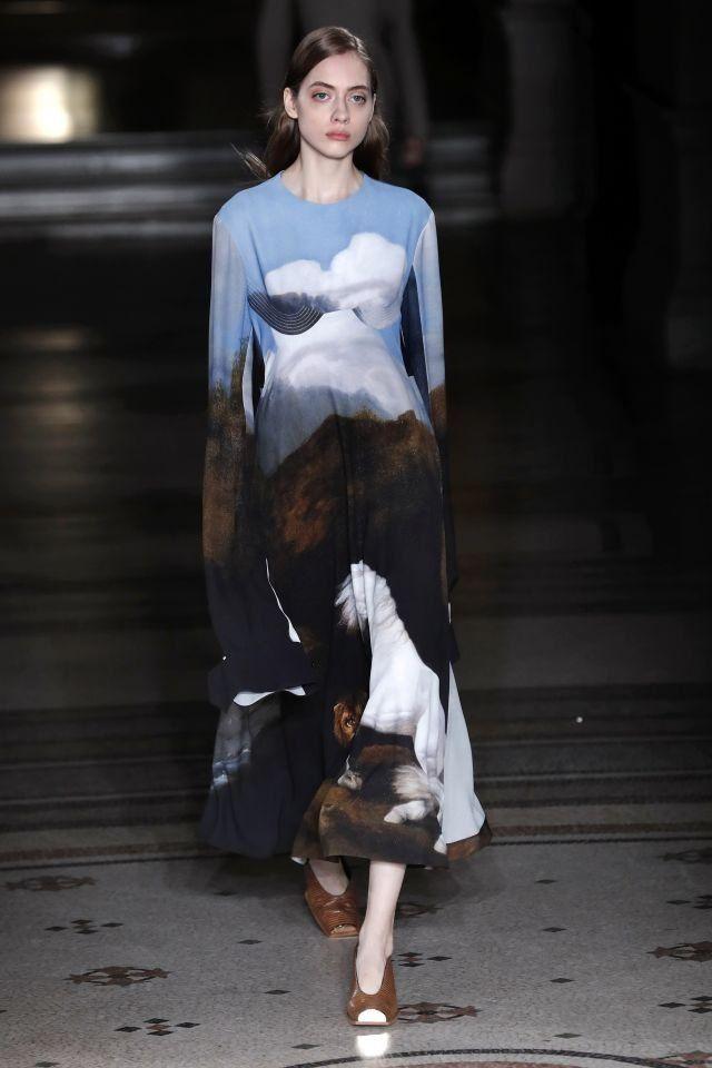 Fashion Week de Paris : une mode équestre et sans cuir pour Stella McCartney - Actualité : Défilés (#801204)