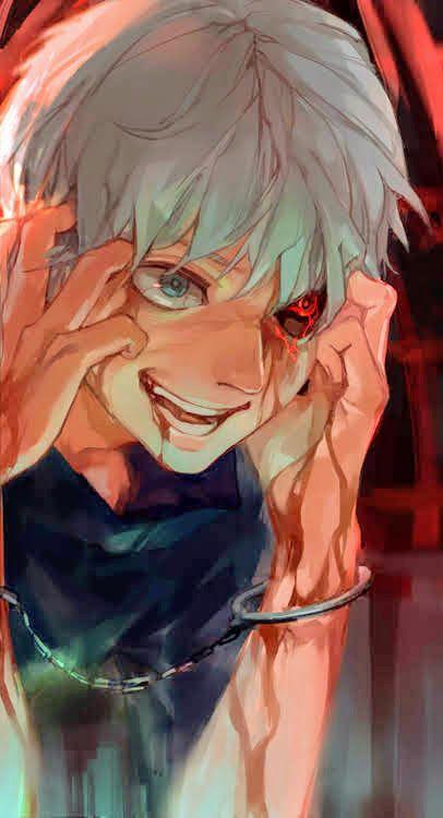 Kaneki Ken – Tokyo Ghoul:re #fanart #manga #anime …