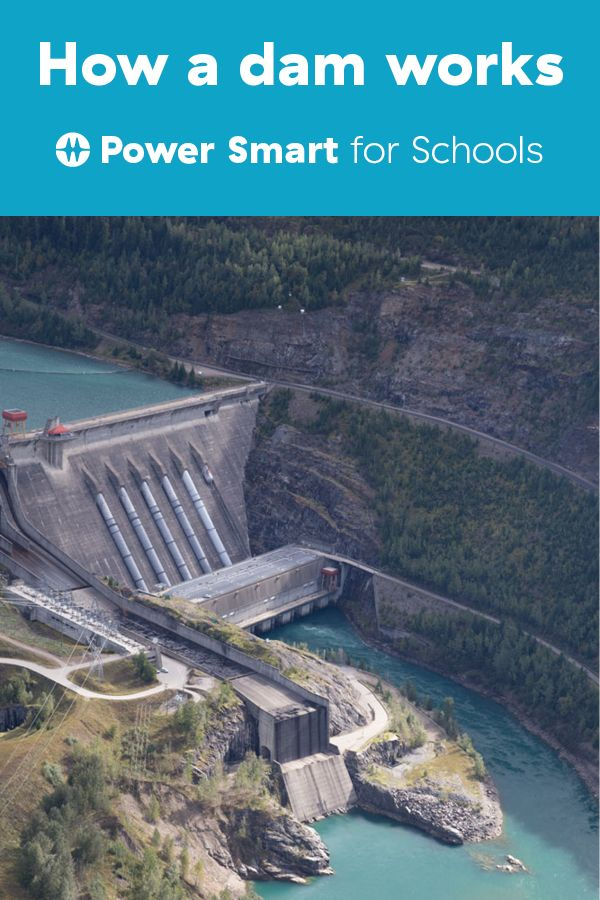 How does a dam work? Videos, classroom lessons and activities, worksheets, and more on Electricity, Conservation, Energy, Sustainability, and Safety. Power Smart for Schools is an online hub of energy focused activities and lessons for teachers looking for new ways to inspire their students. Videos, thought starters, worksheets, and more. Ready to go, for kids K through 12.