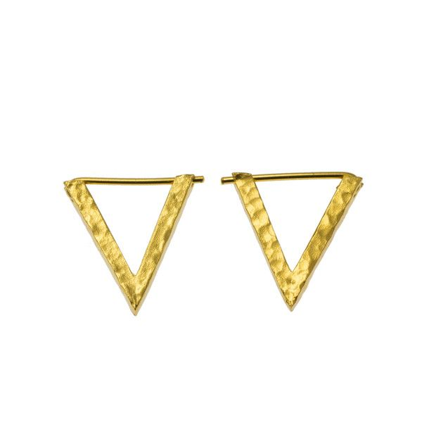 The V Earring