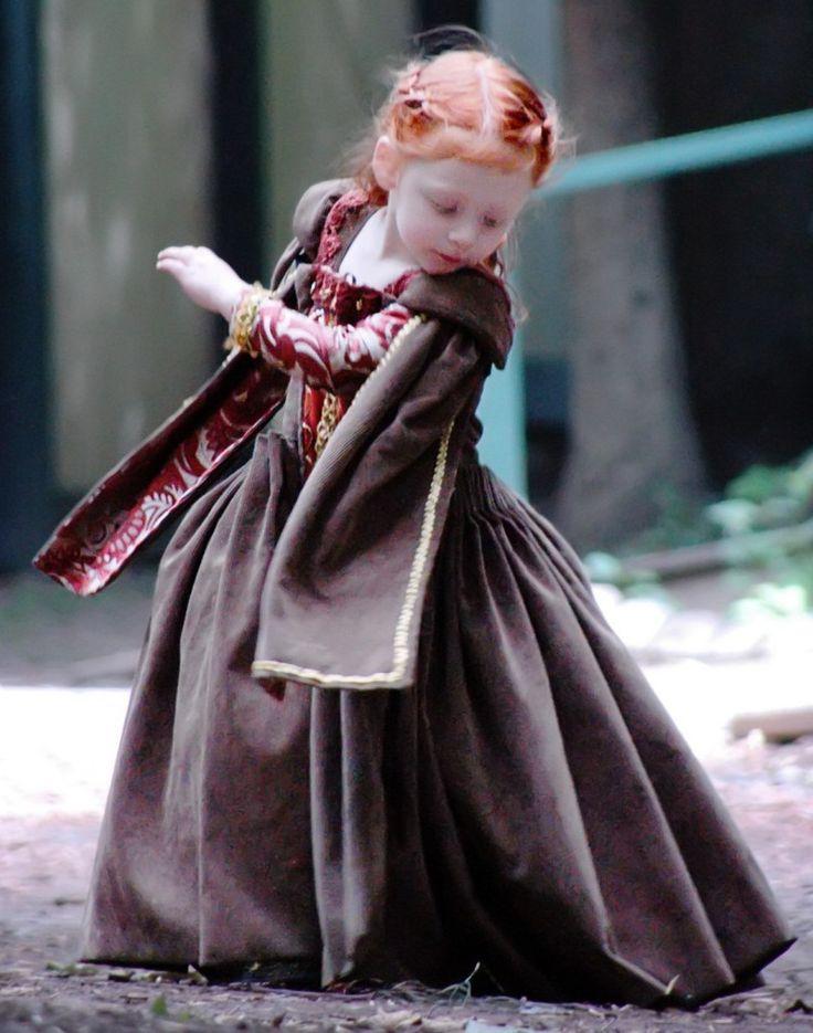 Child's Tudor Gown
