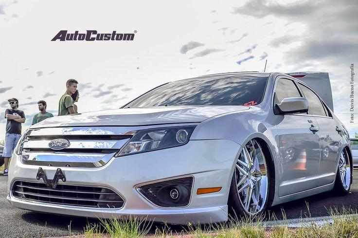 Ford Fusion #prata | Carros Tunados e Antigos