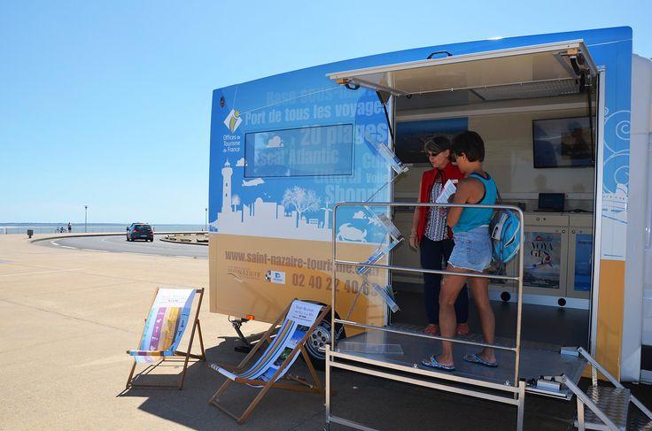 143 best office de tourisme mobile images on pinterest bureaus corporate offices and desks - Office de tourisme de st nazaire ...