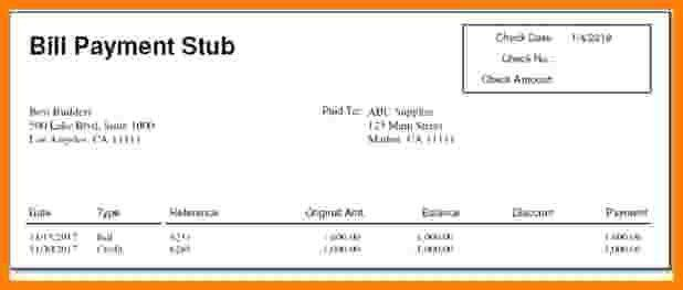 1099 Contractor Pay Stub Template Elegant 6 Sample Pay Stub For 1099 Employee Free Business Card Templates Contract Template Independent Contractor