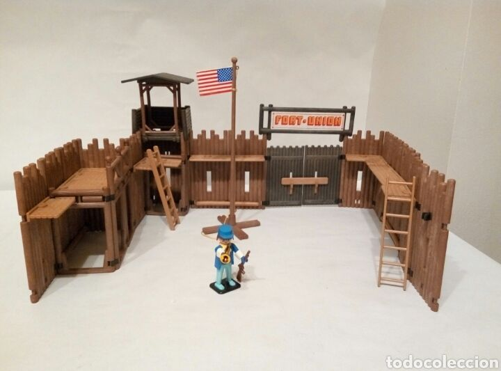 Playmobil: Playmobil fort union - Foto 2 - 67961109
