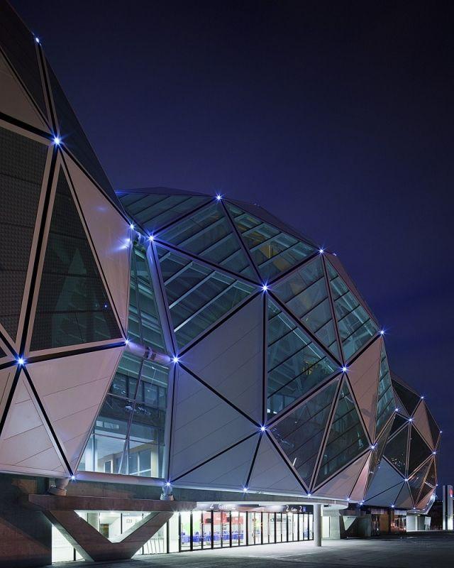 Светодиодное освещение стадиона