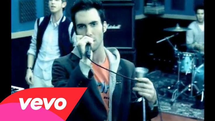 Maroon 5 - Harder To Breathe This song is what began my love affair with Maroon 5 and Adam Levine!