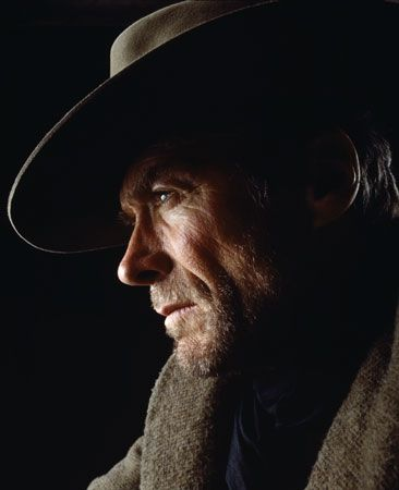 Unforgiven (1992) Retired Old West gunslinger William Munny reluctantly takes on one last job, with the help of his old partner and a young man. (131 mins.) Director: Clint Eastwood Stars: Clint Eastwood, Gene Hackman, Morgan Freeman, Richard Harris