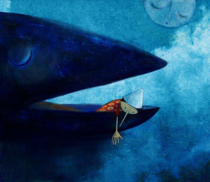 Manuela Adreani illustration for