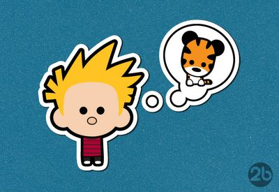 Calvin and Hobbes   #childhoodmemories