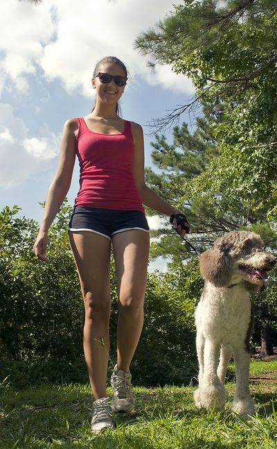 Advantages of Morning Power Walking