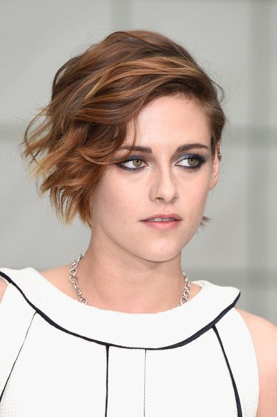 Kristen Stewart Photos: Chanel : Front Row - Paris Fashion Week - Haute Couture S/S 2015