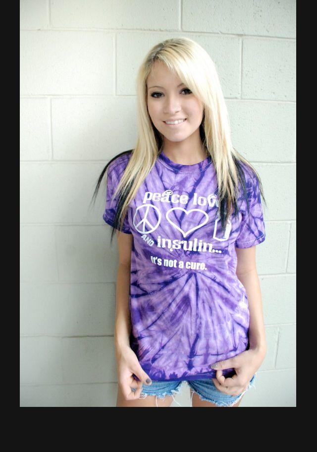 Diabetes shirt