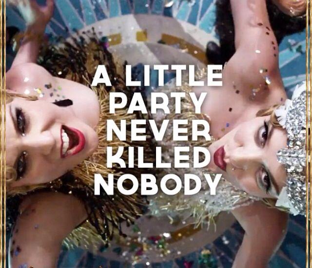 Let's party! #SauzaSparkling #NYE