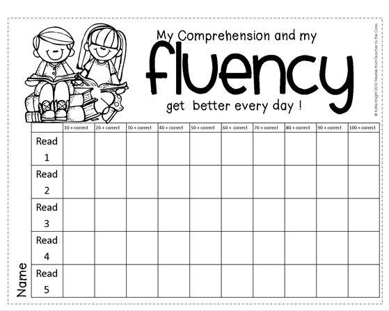 Fluency Freebie!