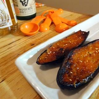 ... Adventures: Hapa Farm Girl: Nasu Dengaku ... or Miso Glazed Eggplant