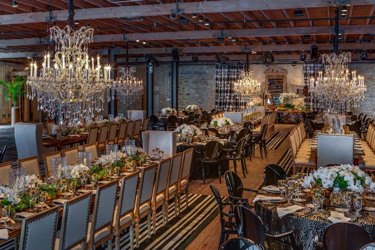 Most Beautiful Industrial Wedding Venues: Brazos Hall by Jerry Hayes Photography  Industrial ...