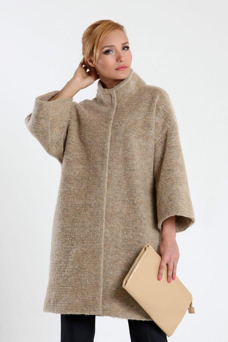 Пальто из вареной шерсти (55 фото): без подкладки, отзывы, как стирать пальто из вареной шерсти, когда носить