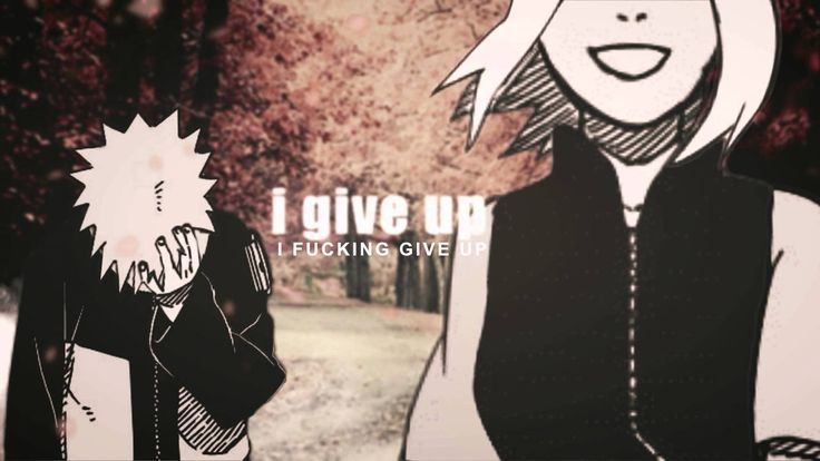 NARUTO〤 SAKURA ~ I DON'T FUCKING CARE. | MMV | {xKamiKaze}