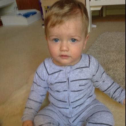 Miles W | BONDS Baby Search 2013