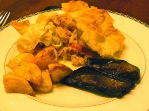 Sassy Chicken and Butterbean Pie | Vanessa Baxter